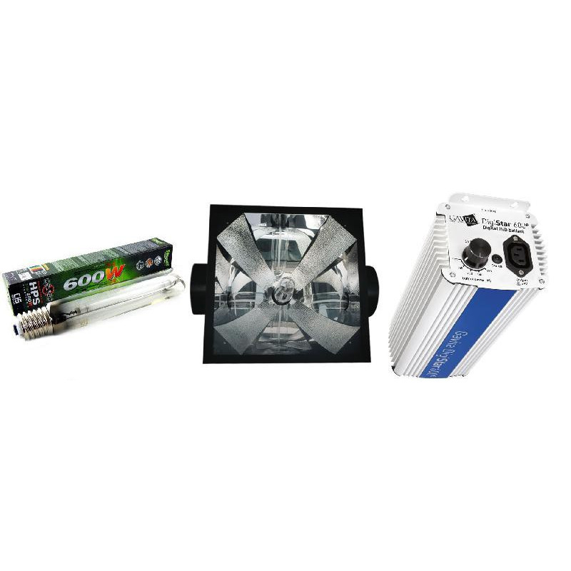 Kit Gavita 600W Eclairage Electronique - J
