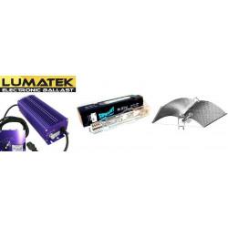 Kit Lumatek 600W Eclairage Electronique - Q