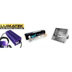 Kit Lumatek 600W Eclairage Electronique - R