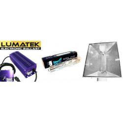 Kit Lumatek 600W Eclairage Electronique - T