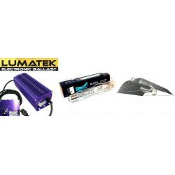 Kit Lumatek 600W Lighting Electronics - V