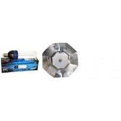 Kit CFL 125W Croissance 4