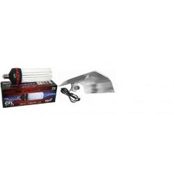 Kit CFL 300W lamp Flowering 2