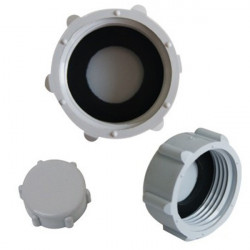 irrigation Siroflex Cap + O-ring For Module Siroflex 3/4F (5035)