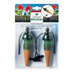 irrigation Blumat Set de 2 Carottes Pour Extension