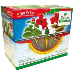 irrigation Système 12 Plantes Carotte Blumat - Arrosage Vacances balcon et terrasse sans électricité