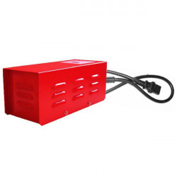 Ballast Red Light District 400W Enclosure, With Fuse and cabling ,transformer, lighting