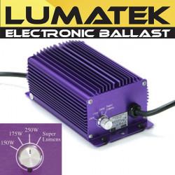 Ballast Électronique Lumatek 250W + Switch Superlumens , transformateur éclairage