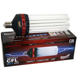 CFL bulb 300W Flowering 2100K - Superplant , socket E40