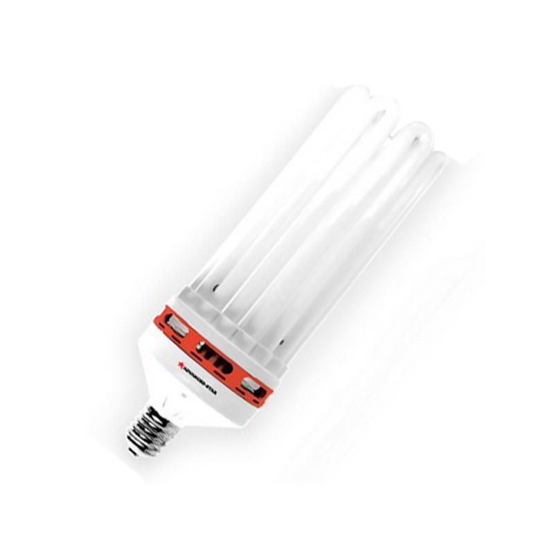 Bulb CFL Pro Star Dual 8 U 300W 2100°K + 6400°K , socket E40 ,horticultural lighting