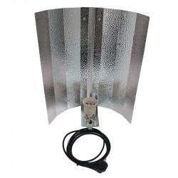 Réflecteur renforcé CFL , lampe eco , 125w,150,200,250 et 300w