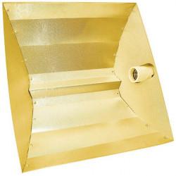 Réflecteur Pebble-Gold 50X50X15cm , douille E40 INCLUSE