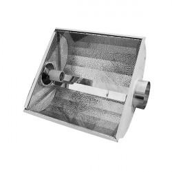 Réflecteur Xtra-Cool V2 150mm Vitré Ventilé , douille E40 incluse