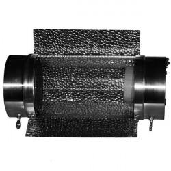 Reflector Mini-Cooltube 125mm , socket E40 included