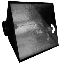 Reflector CIS-Double-Super-Cool 150mm (2 Lamps) socket E40 included