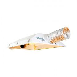 Réflecteur Hydrofarm Raptor 200mm Double Lampes 1092 X 838 H 300 , douille E40 incluse