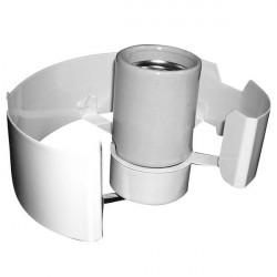 Douille pour lampe cooltube Flexible (Double Lampes) 150/155mm