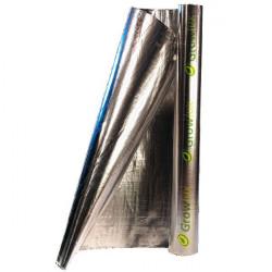 papier réfléchissant Foylon 1.22m X 60m Roll (Anti Détection)