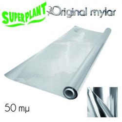 Mylar Simple 50Mµ - 1.20 X 30m (Roll) paper reflective