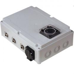 Davin Dv33 Timer Relais 12X 600 W Max , programmateur lampes hps et mh