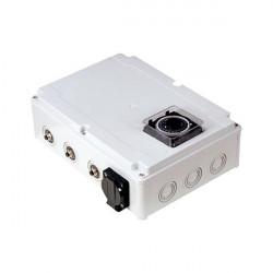 Davin Timer 12X600 W + Chauffage Dv 33K Euro Plug , programmateur lampes hps et mh