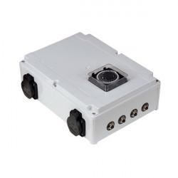 Davin Dv44 Timer Relais 16X600 W , programmateur lampes hps et mh