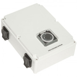 Davin Timer Relay Eco 8X600 W + Heating , timer lamps hps and mh