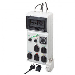 Davin Mini-Grower 4X600 W Dv-M04 , controlleur chambre de culture