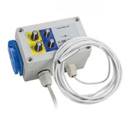 Gse Timer Cyclique 8 A Day/Night Light Sensor