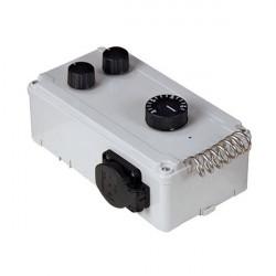Davin Dv11T Contrôleur Extracteur Avec Thermostat 6A