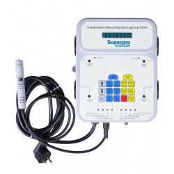 Superpro Combination Recycling DNA Lighting Timer Crl-1