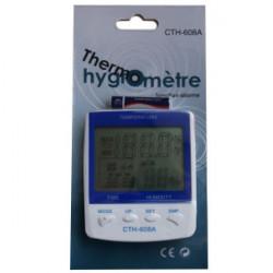 Thermo-Hygromètre à Sonde - Winflex ventilation