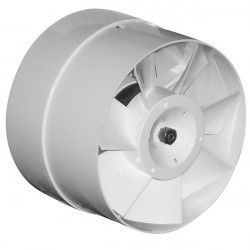 Extracteur Air de gaine Winflex VKO 125 mm 185 m3/h , aérateur , ventilation