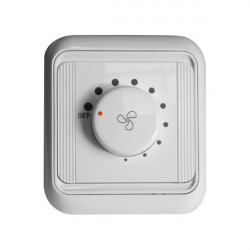 Variateur de Vitesse 1.5A Ip44- ventilation