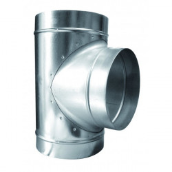 T bypass 3 x 125 mm - ventilation duct