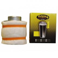 filtre à charbon actifs Hy-Filter V2 Carbon 200 m3/h flange 125 mm