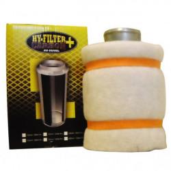 filtre à charbon actifs Hy-Filter V2 Carbon 250 m3/h flange 100 mm