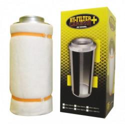 carbon filter active Hy-Filter V2 Carbon 500 m3/h flange 150 mm