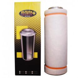 filtre à charbon actifs Hy-Filter V2 Carbon 800 m3/h flange 150 mm