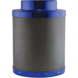 Carbon filter active - Filter 125 x 300 400 m3/h flange 125 mm - Bull Filter