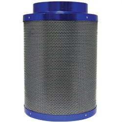 Carbon filter active - Filter 250 x 850 2350 m3/h flange 250 mm - Bull Filter