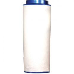 Carbon filter active - Filter 315 x 1000 3100 m3/h flange 315 mm - Bull Filter