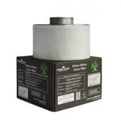 Carbon filter Prima Klima K2600 Flat 170/135 250 m3/h flange 125 mm