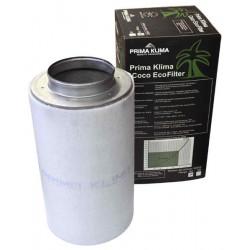 Carbon filter Prima Klima K2600 Mini 180/180 240 m3/h flange 100 mm