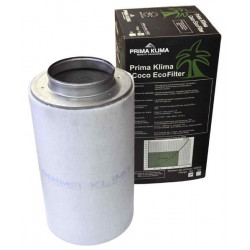Filtre à charbon Prima Klima K2600 Mini 200/500 1100 m3/h flange 200 mm