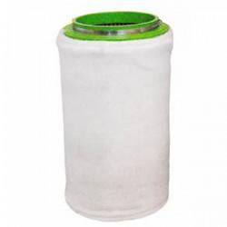 Filtre à charbon Green Air Carbon CH17 500 m3/h flange 125 mm