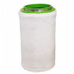 Carbon filter for Green Air Carbon CH20 300 m3/h flange 125 mm
