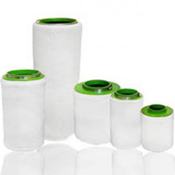Carbon filter for Green Air Carbon CH21 double layer 1500 m3/h flange 315 mm