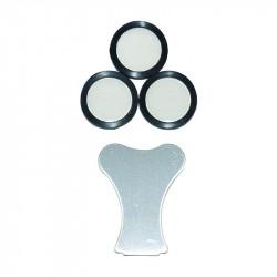 3 Spare Membranes 20mm - Mist Maker - Ultra-Mist - Mist ultrasonic