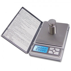 Balance de précision - Balance 2000 g 0,1g - Kenex